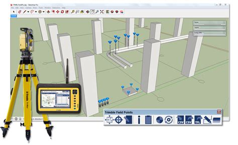sketchup layout entry point not found trimble field points for sketchup sketchup extension