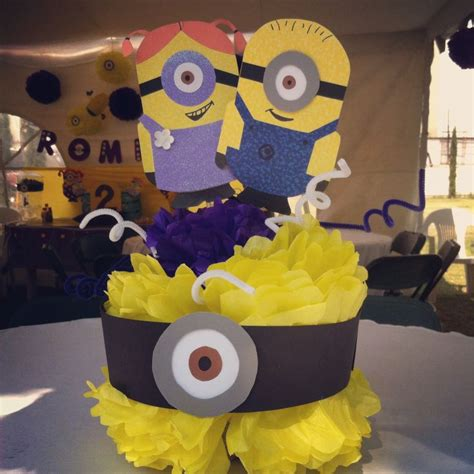 diy centro de mesa de minions con botellas pet file 3gp flv mp4 centros de mesa minions centerpieces de color arts