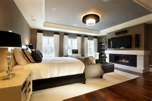 Marquis Fireplace - park side retreat transitional bedroom toronto by