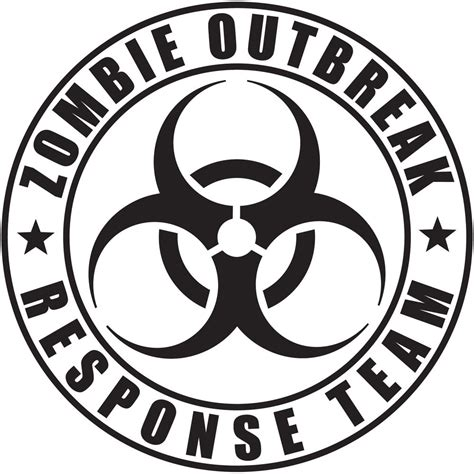 zombie jeep decals zombie outbreak response team vinyl decal sticker jeep