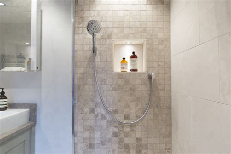 mosaic feature wall bathrooms bathroom ideas image mosaic shower room design installation jeremy colson