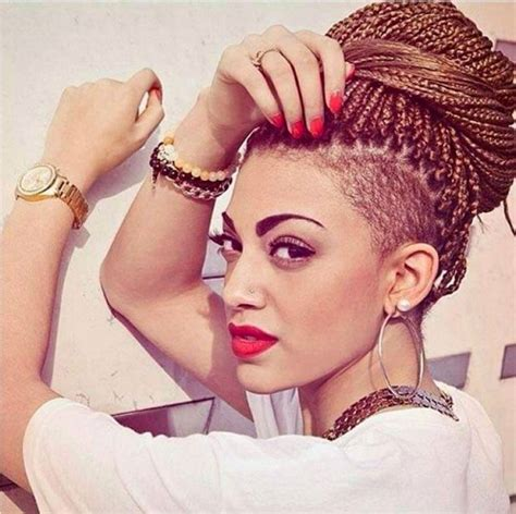 braids with bald hair at the bavk 50 catchy and practical flat twist hairstyles hair