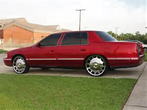 1998 Cadillac Rims Rims For A Cadillac Sedan