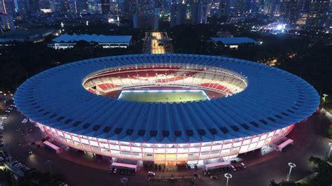 stadion  indonesia  bergaya ala stadion eropa