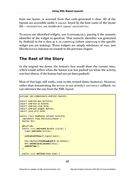 android layout xml if statement busy codersguidetoandroid