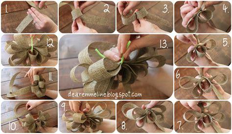 burlap bows craft ideas selection queentulip