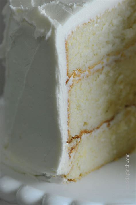 white cake recipe  add  pinch