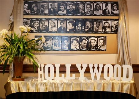 vintage hollywood theme party ideas old hollywood glamour party lasting impressions