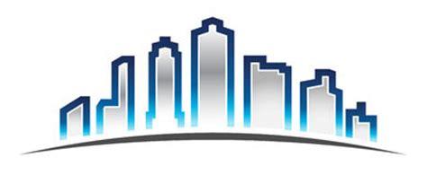 City Skyline Logo Stock Photo Image 22035900