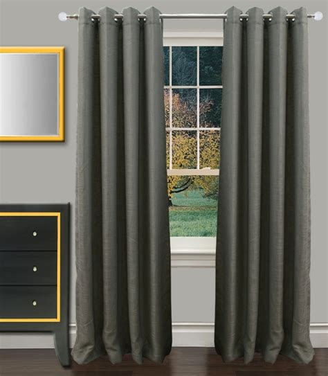 rodeo home curtain panels leno window panel from rodeo home decorating with gray