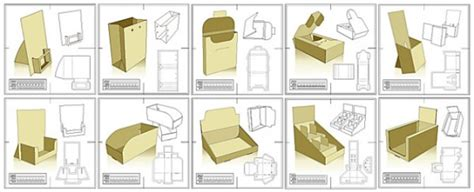 layout packaging vector packaging design and die cutter file vector objects