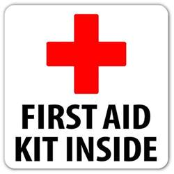 swamp graphics first aid kit inside emergency kit safety