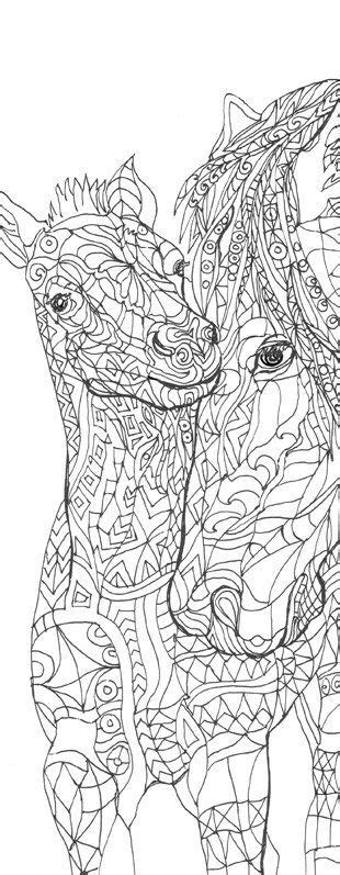 intricate turtle coloring page 25 best ideas about horse coloring pages on pinterest
