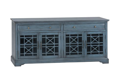 Casual Dining Room Sets Craftsman Antique Blue 60 Quot Media Unit Lexington