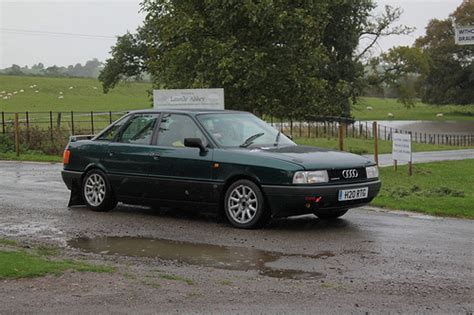 Audi 80 Rally by Metric Services Jubilee 100 Rally Audi 80 Quattro 02