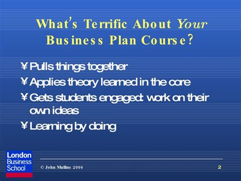 Booth Mba Run Pre Existing Business by What To Run Before Your Business Plan Course What To Run