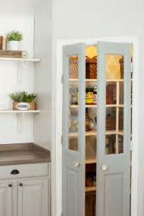 kitchen doors double door: vintage door pantry a bright and airy kitchen for  this old
