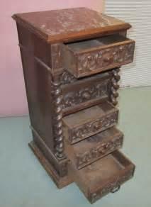 Carved Bedroom Furniture Carved Oak Bedroom Set Antiques Atlas