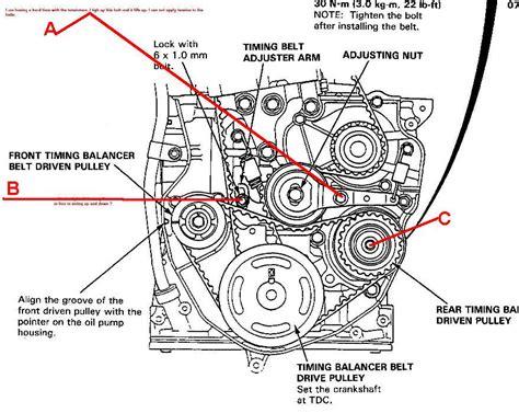 timing belt replacement honda accord timing belt help honda accord forum honda