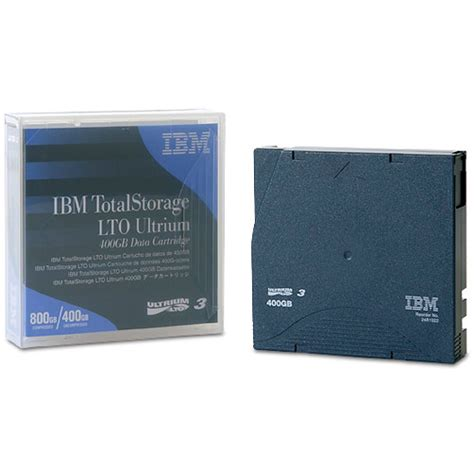 24r1922 Ibm Lto 3 Data Cartridge Lto3 Ultrium 3 400800gb ibm 24r1922 totalstorage lto ultrium 3 cartridge 24r1922