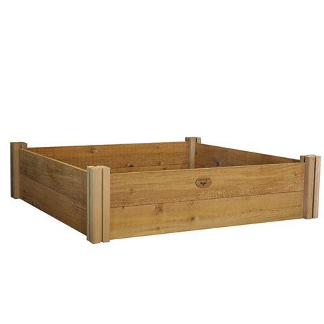 modular raised garden bed at wayside gardens