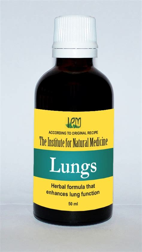 Lungs Detox Tea by Lungs Inm Products