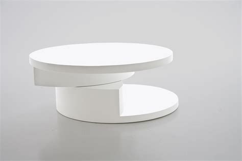 white gloss coffee table push white high gloss swivel coffee table homestreet