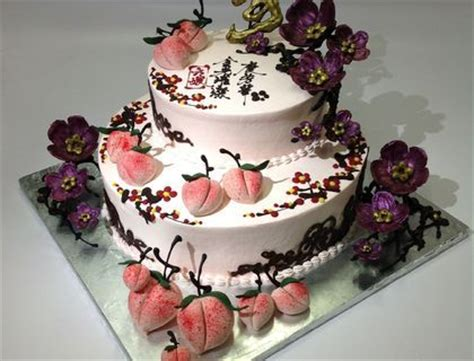 Floral Wedding Angpao 20 best longevity cakes images on cake anniversary cakes and anniversary
