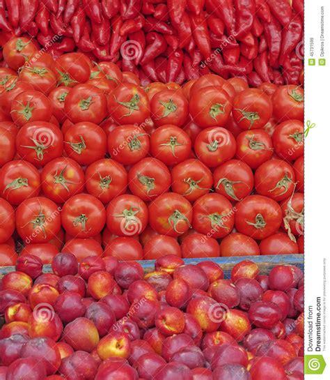 imagenes de verduras rojas frutas y verduras rojas vibrantes imagen de archivo