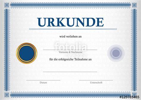 Urkundenvorlage Modern Quot Urkunde Vorlage Quot Stockfotos Und Lizenzfreie Vektoren Auf Fotolia Bild 129785465
