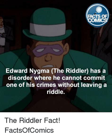 riddler meme 25 best memes about edward nygma edward nygma memes