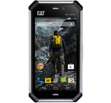 cat rugged smartphone cat announces s50 rugged smartphone with high end specs images