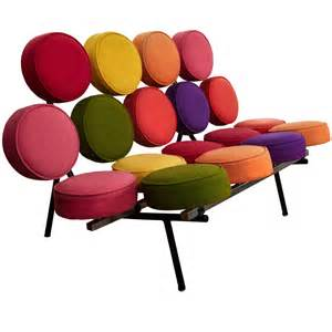 quot marshmallow quot sofa by george nelson 1958 at 1stdibs
