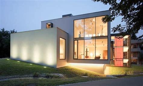 beleuchtung museum museum lothar fischer muenchenarchitektur
