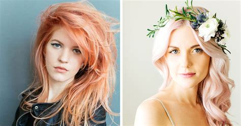 hair style for spring 2015 amazing pastel hair for spring bored panda