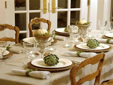 Dining Table Settings Decorations Formal Dining Room Table Setting Ideas Decor Ideasdecor Ideas