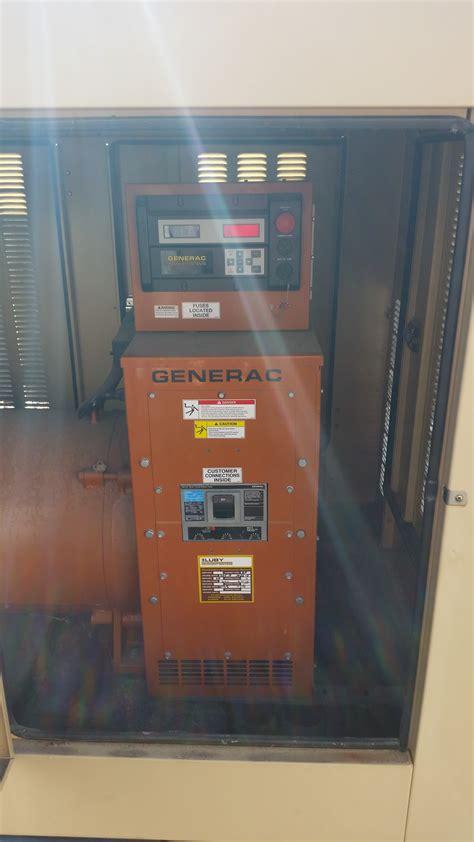 generac 6947240100 200 kw diesel engine generator
