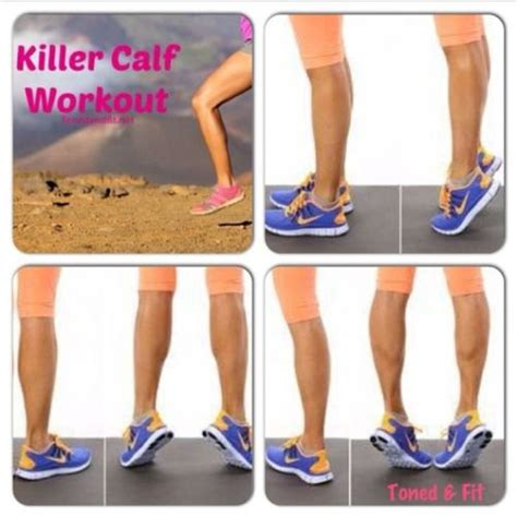 calf exercise