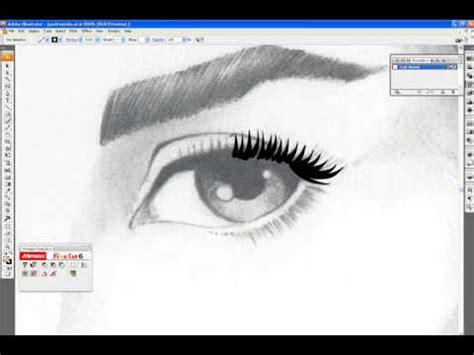 tutorial wacom intuos photo digital inking tutorial intuos illustrator cs3 youtube