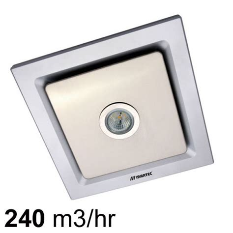led light with exhaust fan tetra exhaust fan silver with 5w led light 100mm