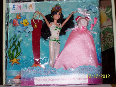 Melody Set 2 by Melody Gift Set Front The Mermaid Ii Return To