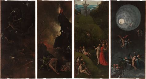 libro hieronymus bosch visions of hieronymus bosch visions of hell and earthly delights in an astonishing exhibition that s how