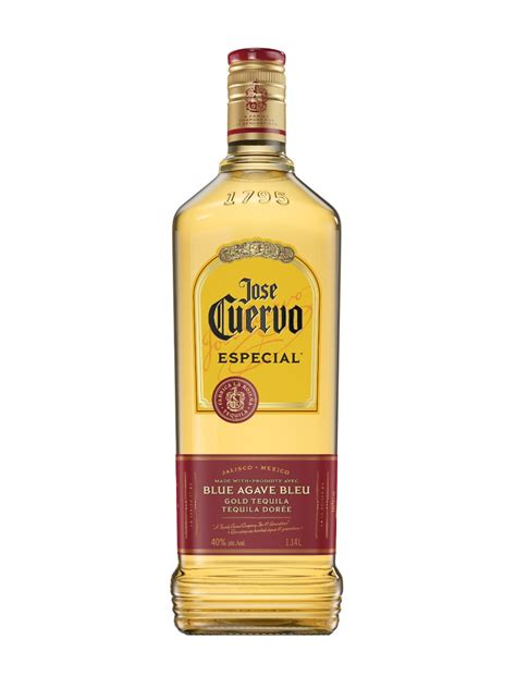 what color is tequila jose cuervo especial gold tequila lcbo