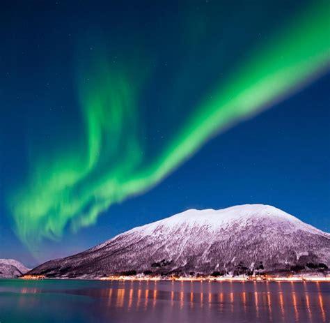 polarlichter wann hurtigruten in norwegen kreuzfahrt zu den polarlichtern
