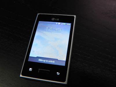 Hp Lg Optimus L3 L5 L7 lg optimus l3 l5 e l7 ecco i nuovi android di lg