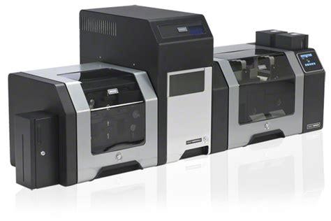 template card hid printer nexus card printer hid fargo hdp8500le
