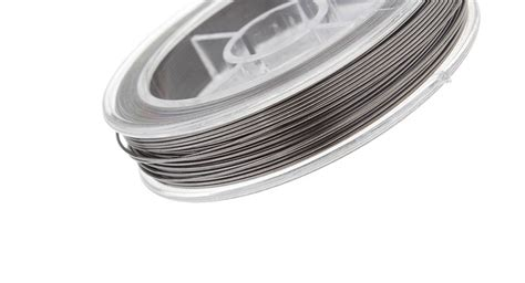 Rebuildable Vaporizer Flat Wire Length 1 Meter 11 55 authentic kanthal a1 nichrome resistance wire for rebuildable atomizer 23awg 0 6mm