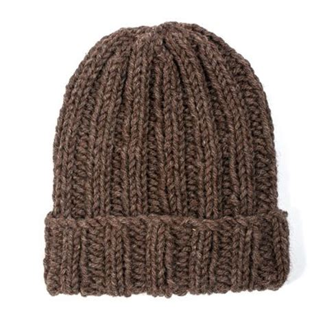 beanie knit hat pattern exclusive free beginner beanie hat knitting pattern from