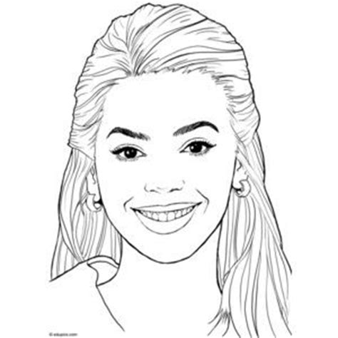 realistic person coloring page coloring pages woman face and coloring on pinterest