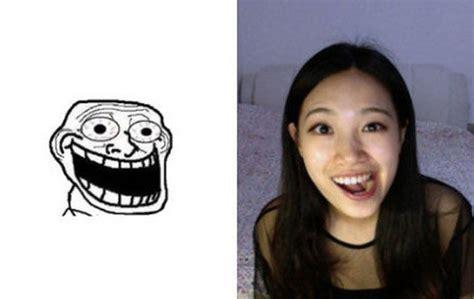 Girl Meme Face - girl making meme faces 26 pics